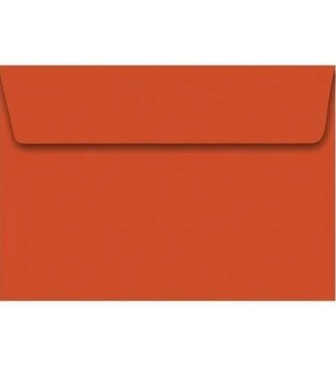 Envelope Convite Vermelho 162X229 C/100