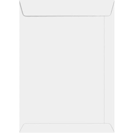 Envelope Saco BRANCO 25 176x250 (100 Unidades)