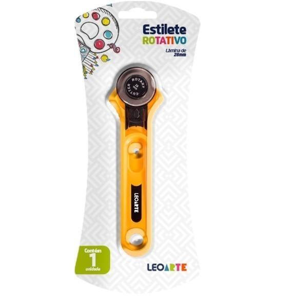 Estilete Rotativo 28mm - Leo&Leo