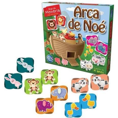 Jogo da Memória a Arca de Noé