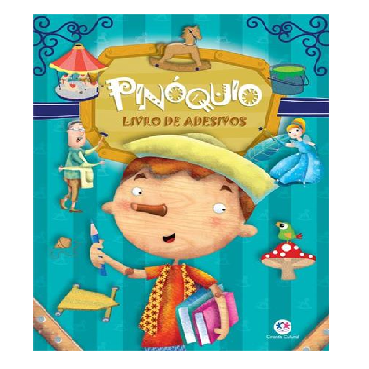 Livro - Ades. Pinóquio