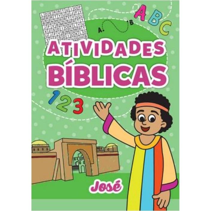 Livro - Atividades Bíblias: José