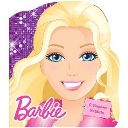 Livro - Barbie - A Pequena Estilista