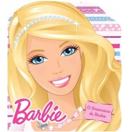 Livro - Barbie - O Aniversário da Barbie