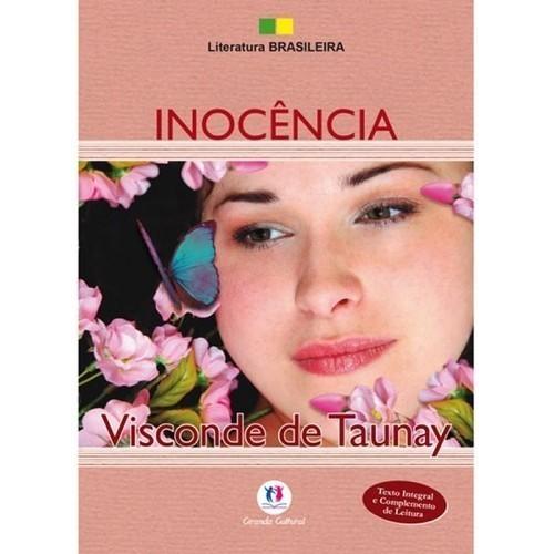 Livro - Inocência - Coleção Literatura Brasileira