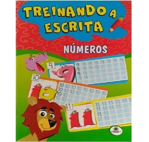 Livro - Treinando a Escrita: Números (I)