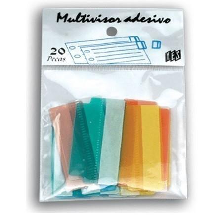 Multi Visor Plástico SORTIDO - Yes (20 Unidades)