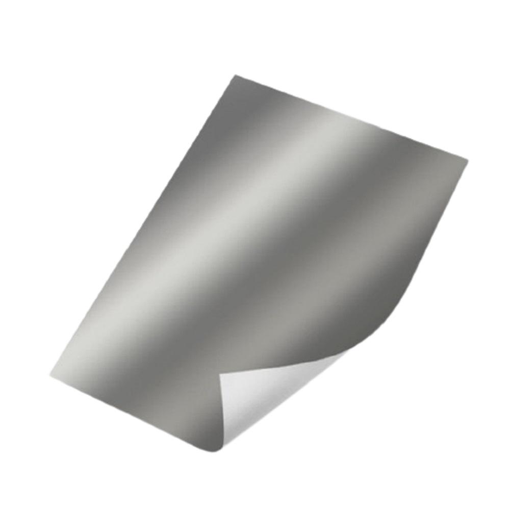 Papel laminado / Lamicorte 48x58cm 40 Folhas PRATA