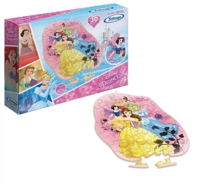 Quebra Cabeça Disney Princesa