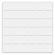 PASTILHA JATOBÁ JA-2100 BRANCO EVEREST | [30,3x30,3cm] [*valor CAIXA COM 2,02m²]