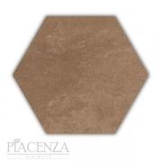 Piso e Revestimento HEXAGONAL COTTO ACETINADO CERAL | 23X20cm | *valor da caixa