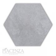 Piso e Revestimento Peça HEXAGONAL CIMENTO ACETINADO CERAL | 23X20cm | *valor da peça