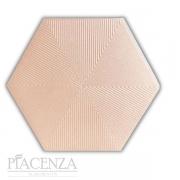 Revestimento HEXAGONAL CONNECT SOFT PINK CERAL | 23X20cm | *valor da caixa