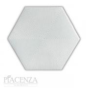 Revestimento HEXAGONAL CONNECT SOFT GREY CERAL | 23X20cm | *valor da caixa
