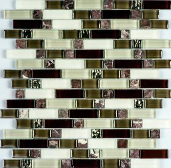 PASTILHA DE VIDRO CB 5004 ORIENTE MACIS