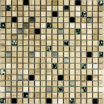 Pastilha De Vidro CB 5005 Oriente Capadócia 30x30cm