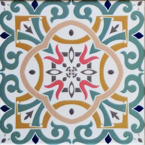 Revestimento  Piacenza di Conceito Brasil Coleção Multicolore |peça