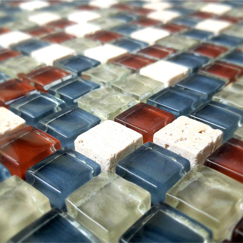 Pastilha Conceito Brasil CB 1224 Ateliê Indigo Blue 30x30cm