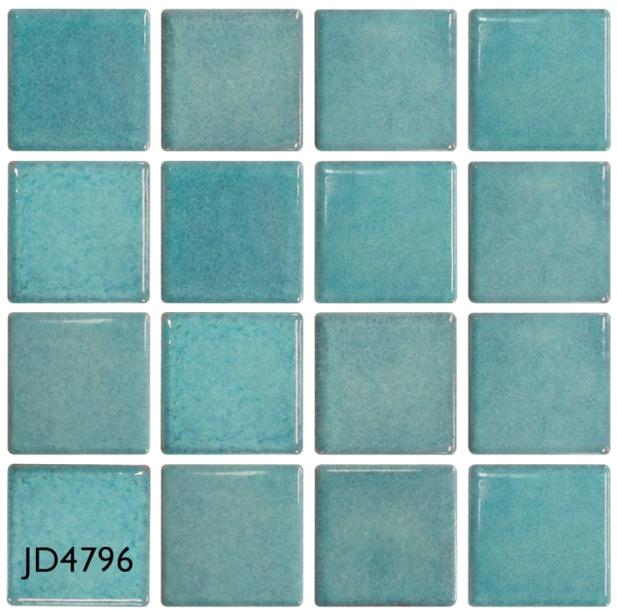 PASTILHA JATOBÁ JD-4796 VERDE MALDIVAS | [30,3x30,3cm] [*valor CAIXA COM 2,02m²]