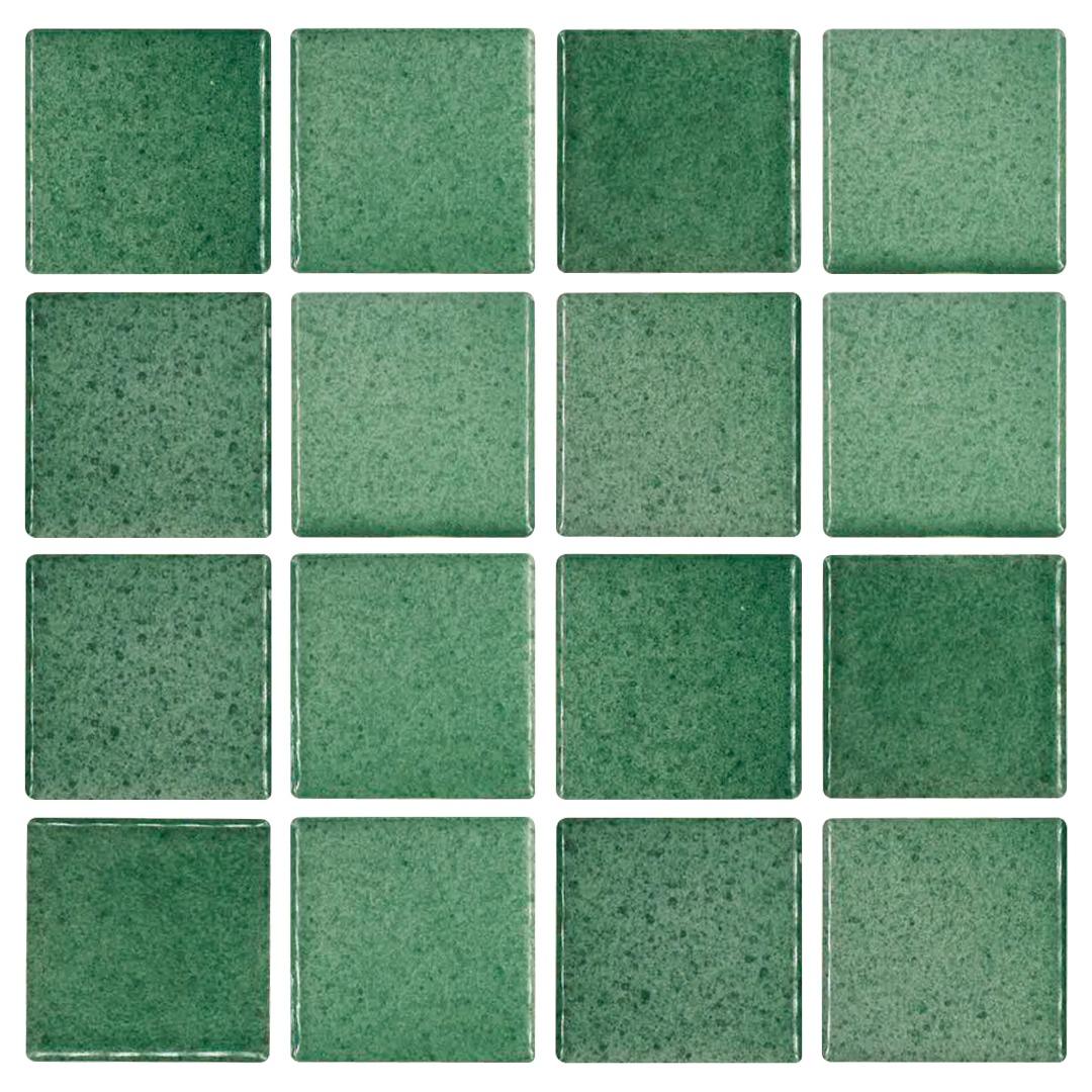 Pastilha Porcelana Jatobá JU5740 VERDE ARRAIAL | [30,3x30,3cm] [*valor CAIXA COM 2,02m²]