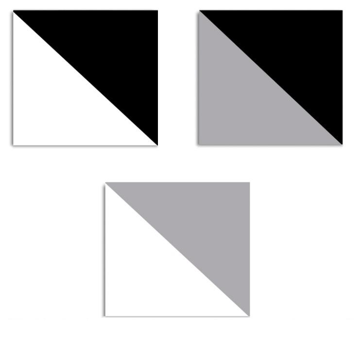 Piso e Revestimento Cerâmico PIASTRELLE SIMMETRICO | [20,3x20,3cm] | *valor da peça