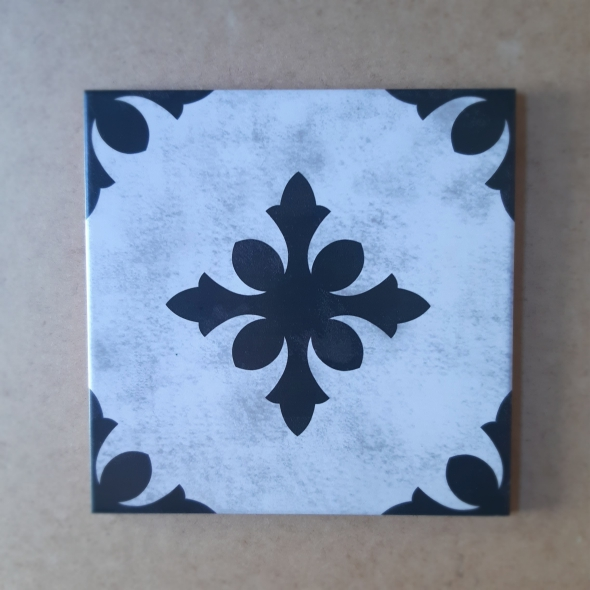 Piso e Revestimento Peça PIASTRELLE VENETO 20,5x20,5cm