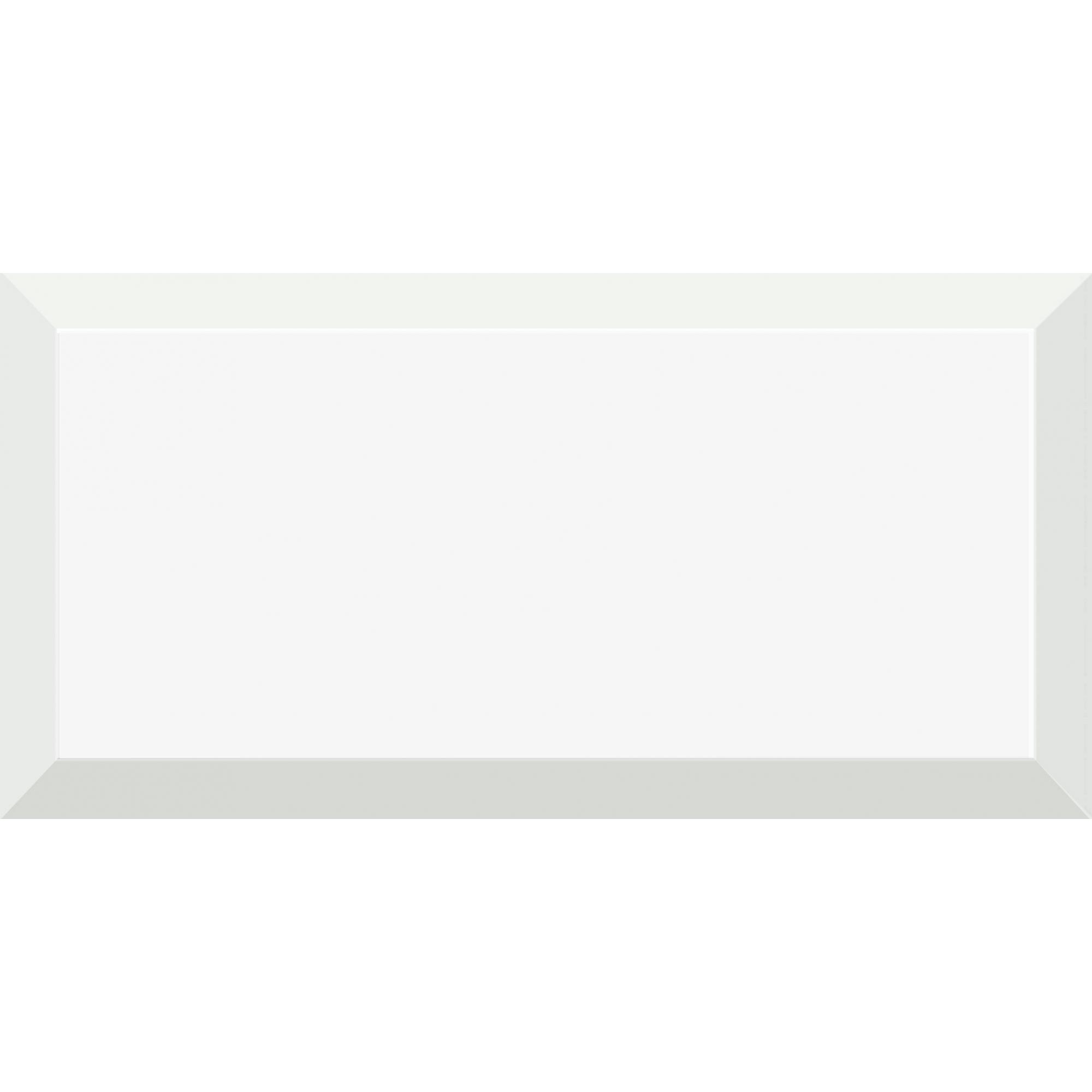 Revestimento Cerâmico BISOTADO BRANCO CERAL | 10,3x20,3cm | valor caixa 1,04m²