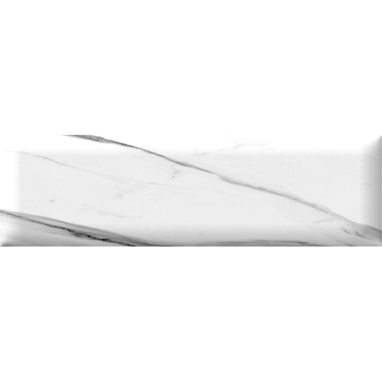 Revestimento Cerâmico BRICK CALACATA BRILHO  CERAL   7,5x25cm   valor caixa 1,01m²