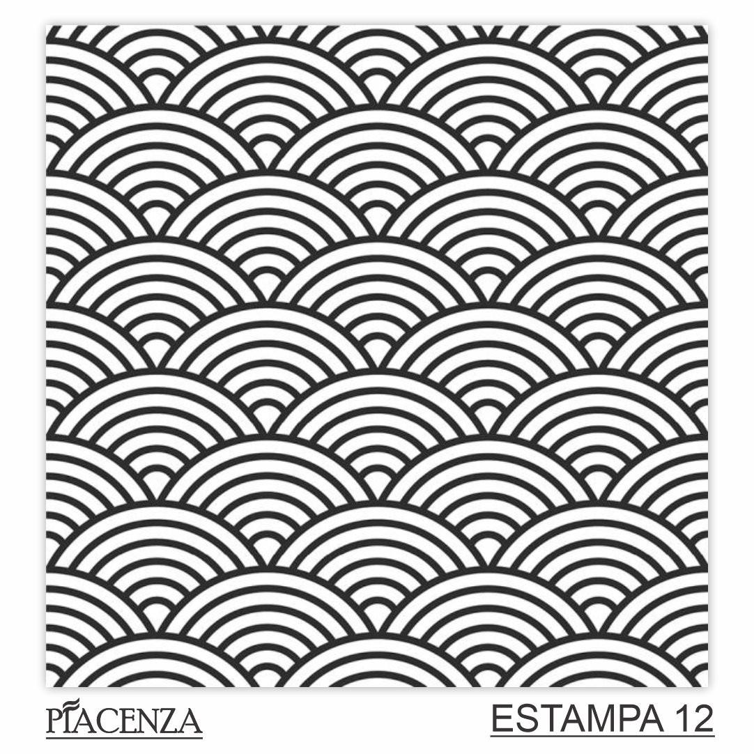 Revestimento Cerâmico - Piacenza Coleção Classica | 20,5x20,5cm 12 Estampas