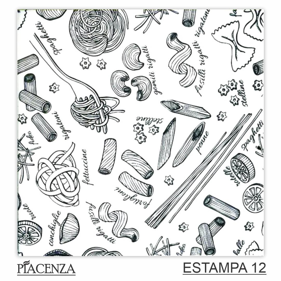Revestimento Cerâmico Piacenza COLEÇÃO CUCINA BIANCO | 20,5x20,5cm | *valor da peça