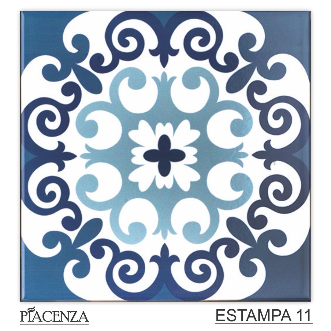 Revestimento Cerâmico Piacenza COLEÇÃO PORTOGHESE   20,5x20,5cm   *valor da peça