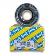 Rolamento Roda Traseira - Renault - SNR - FC40858S03