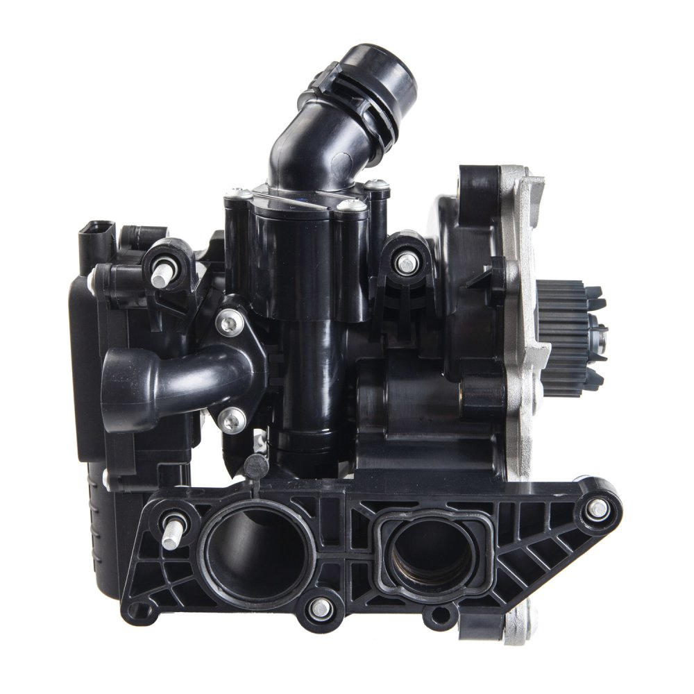 Bomba D'Água Auxiliar - Audi / Golf / Jetta - Indisa - 452561