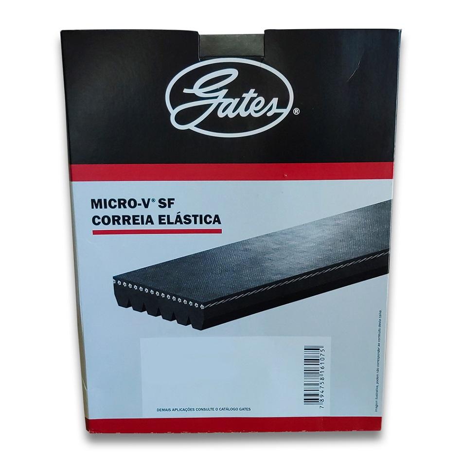 Correia Micro-V Elástica - 6PK1200SF Gates