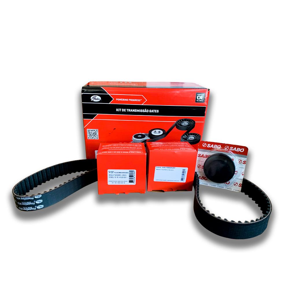 Kit Correia Dentada Duster/Oroch - Gates KS707