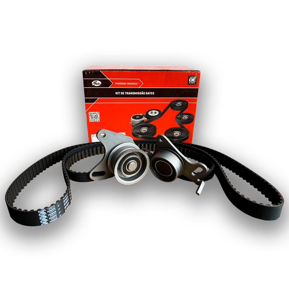 Kit Correia Dentada H100 / L200 / Pajero - Gates Ks601