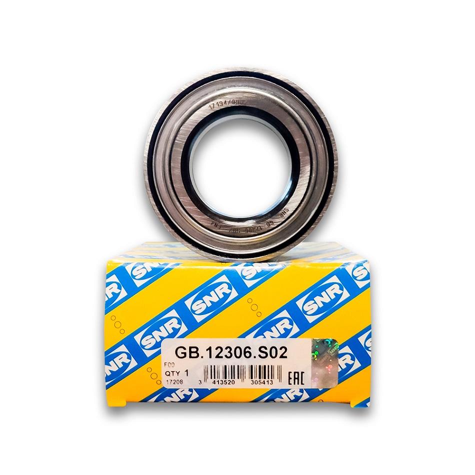 Rolamento Cubo Dianteiro - 35x66x33 - GB12306S02