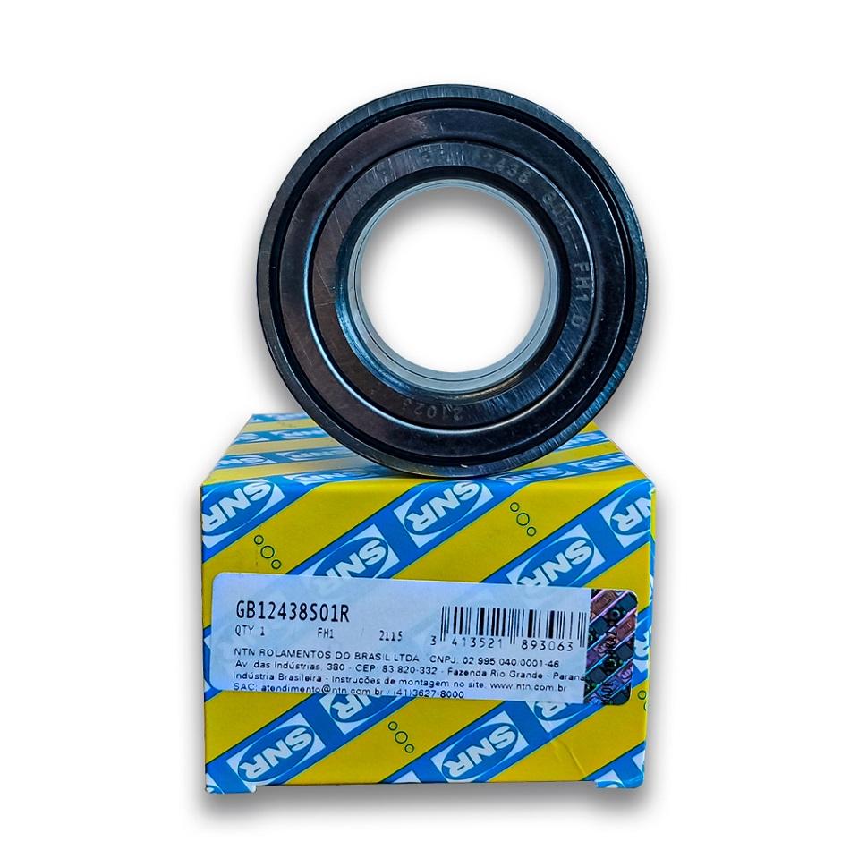 Rolamento Roda Dianteira - Clio / Twingo SNR - GB12438S01R