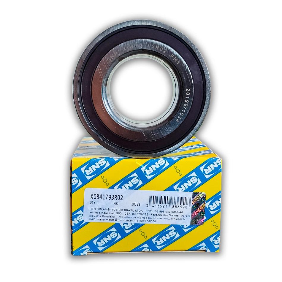 Rolamento Roda Dianteira - Renault - SNR - XGB41793R02