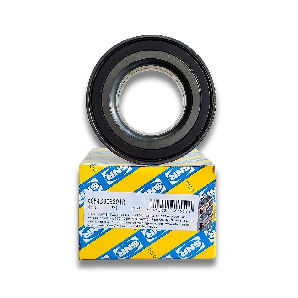 Rolamento Roda Dianteira / Traseira - Ford / Volkswagen - SNR - XGB43006S01
