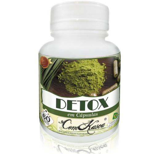 12 Frascos De Detox Natural