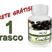 1 Frasco De Açai Comkasca Natural