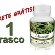 1 Frasco De Alcaçus Comkasca