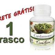 1 Frasco De Cardamomo Comkasca ( 100 % Natural )