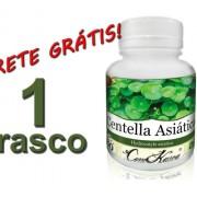 1 Frasco De Centella Asiática (gotu Kola)
