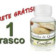 1 Frasco De Farinha De Quinoa( Chenopodium Quinoa )