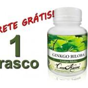1 Frasco De Ginkgo Biloba