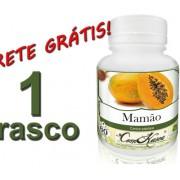 1 Frasco De Mamão Comkasca ( 100 % Natural )