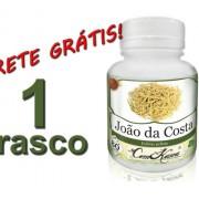 1 Frasco João Da Costa (previne Artrites,cólica E Dores)