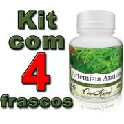 240 Cápsulas Em Pó De Artemisia Annua (anua)